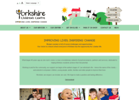 yorkshirechildrenscentre.org.uk
