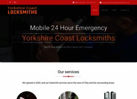 yorkshirecoastlocksmiths.com