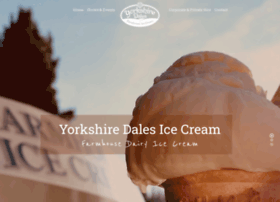 yorkshiredalesicecream.co.uk