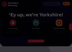 yorkshirehousing.co.uk