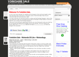 yorkshiresale.co.uk