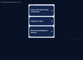 yorkshiresectionbkks.co.uk