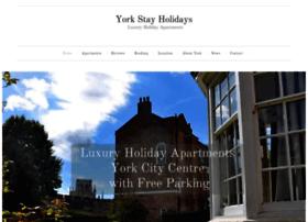 yorkstay.co.uk