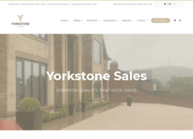 yorkstonesales.co.uk