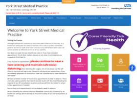 yorkstreetmedicalpractice.nhs.uk