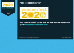 yorksummerfest.com