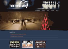 yorktownlanes.com