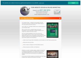 yorkwebsites.co.uk