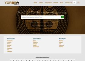 yorubaname.com