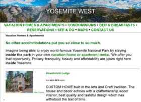 yosemitewest.com