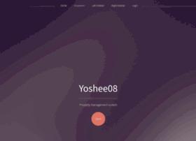 yoshee08.com