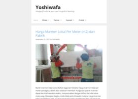 yoshiwafa.com