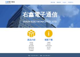 yosin.com.tw