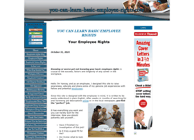 you-can-learn-basic-employee-rights.com