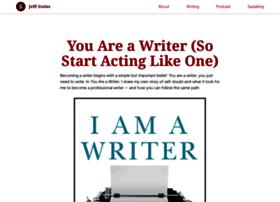 youareawriter.com