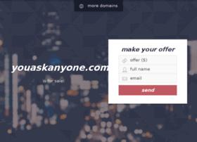 youaskanyone.com