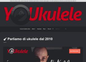 youkulele.com