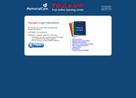 youlearn.memorialcare.org