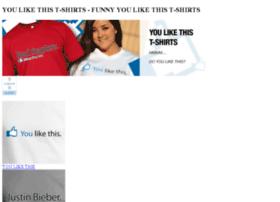 youlikethistshirts.com
