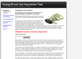 youngdrivercarinsurancetips.com