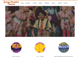 youngpeoplestheater.com