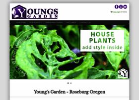 youngs-garden.com