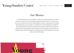 youngsanders.org