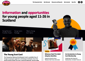 youngscot.org