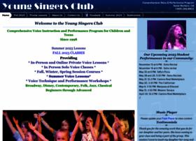youngsingersclub.com