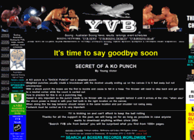 youngvictorboxing.com.au