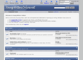 youngwritersonline.net