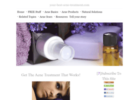 your-best-acne-treatment.com