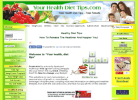 your-health-diet-tips.com