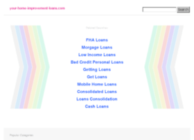 your-home-improvement-loans.com