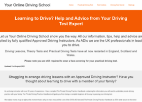 your-online-driving-school.co.uk