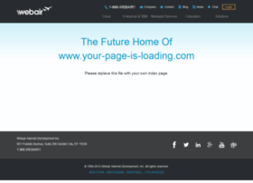 your-page-is-loading.com