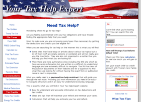 your-tax-help-expert.com