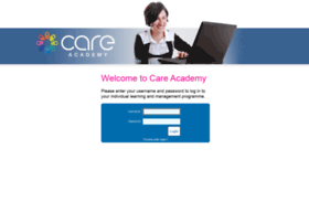 your.care-academy.co.uk