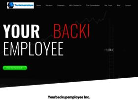 yourbackupemployee.com