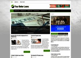 yourbetterloans.com