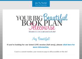 yourbigbeautifulbookplantelecourse.com