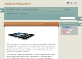 yourbizappsolutions.com