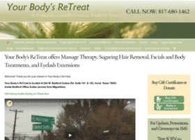 yourbodysretreat.com