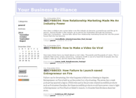 yourbusinessbrilliance.libsyn.com