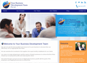 yourbusinessdevelopmentteam.com.au