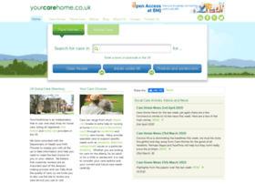 yourcarehome.co.uk