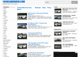 yourcarreview.com