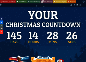 yourchristmascountdown.com
