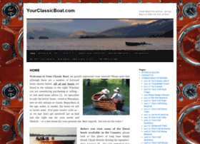 yourclassicboat.com