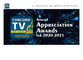 yourconcordtv.org